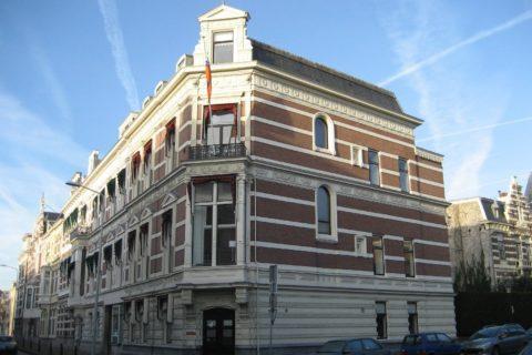 Kantoorpand Javastraat – Den Haag