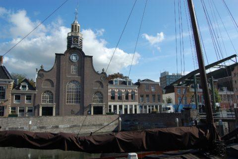 De Oude- of Pelgrimvaderskerk – Delfshaven