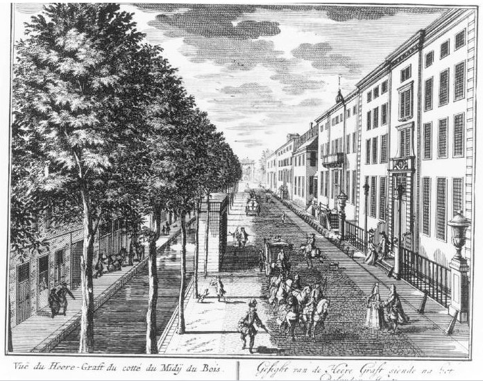 D. Marot Herengracht 1700