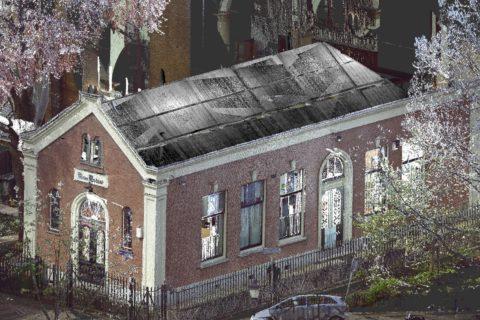 Ebenhaëzergebouw – Delfshaven