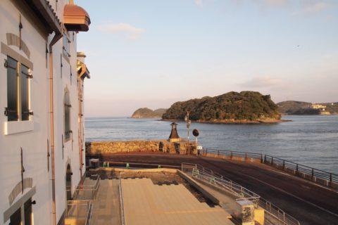 VOC pakhuis – Hirado, Japan