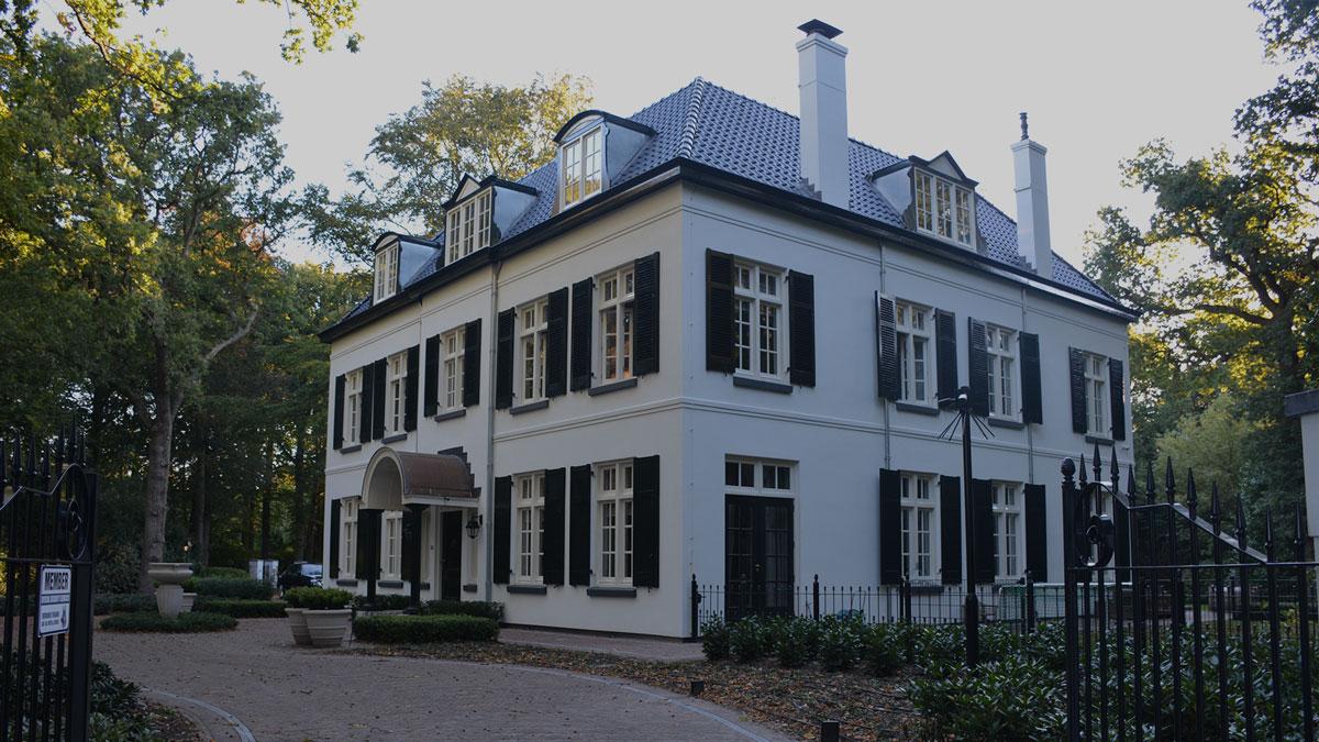 Landhuis De Gijselaar Wassenaar Vis Architecten