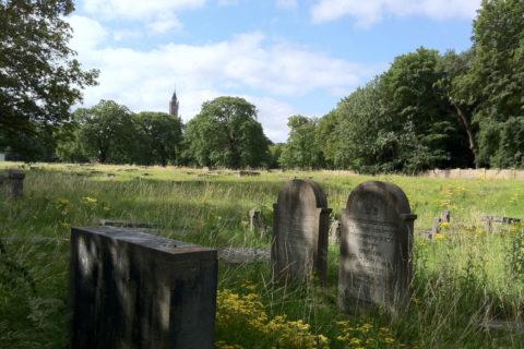 Joodse begraafplaats – Den Haag