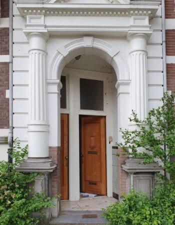 ingangsdeur