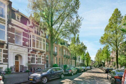 Van Eeghenstraat – Amsterdam